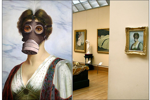 banksys - museum 2