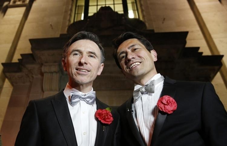 同性婚姻合法化1
