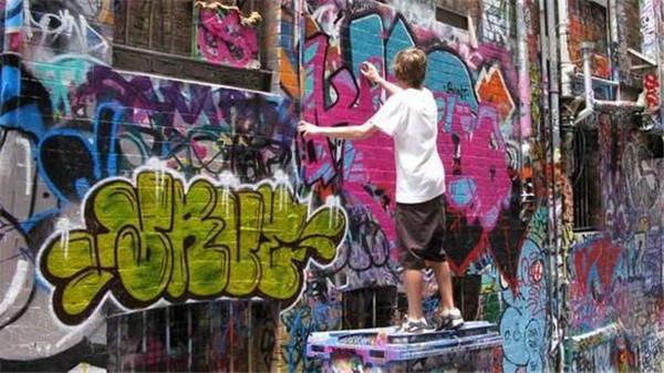graffiti - content