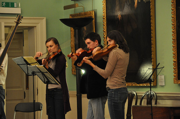 foundling museum concert
