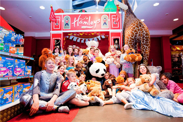 Hamleys - people