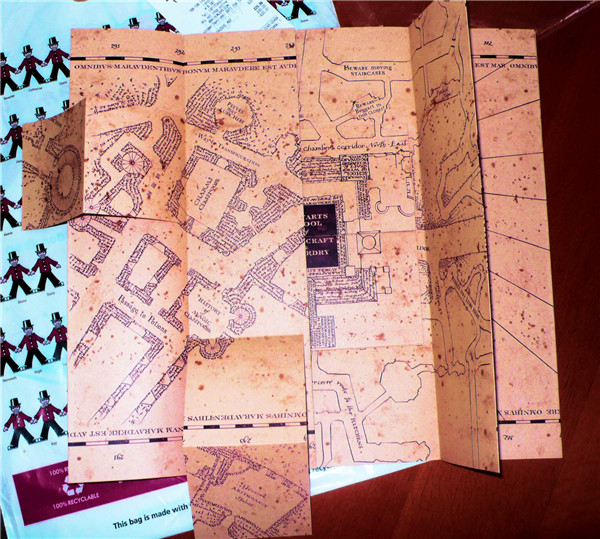 hamleys - 活点地图2