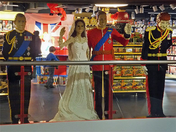 hamleys - royal family