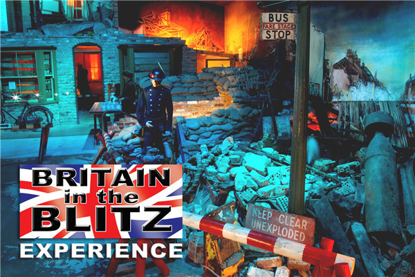 Britain in the Blitz