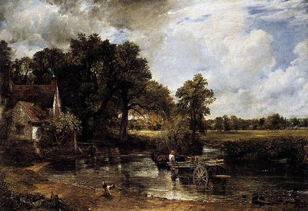 Constable Hay-Wain