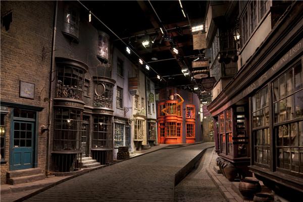 Harry Potter 室外场景
