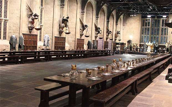 Harry potter室内