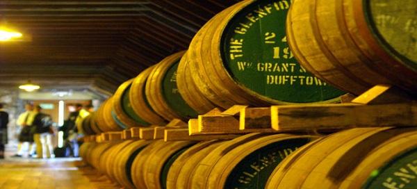 Scotch-Whisky-Distillery