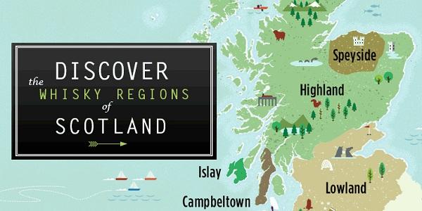 whisky-regions