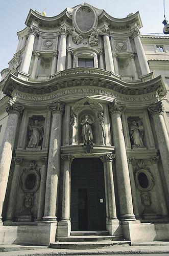 圣卡罗教堂