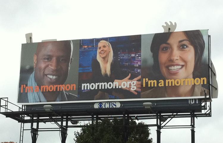 mormon - title