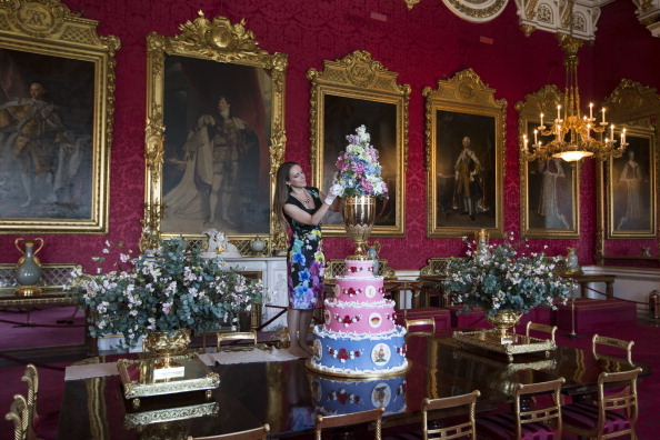 Press Preview Of Buckingham Palace Summer Exhibition