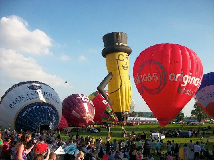 布里斯托热气球节