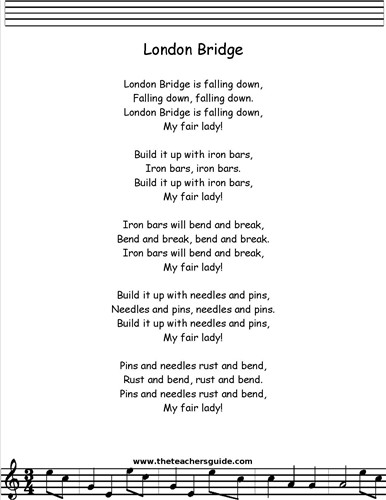 londonbridge lyric