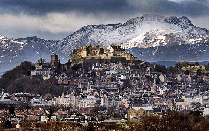 北方要塞Stirling